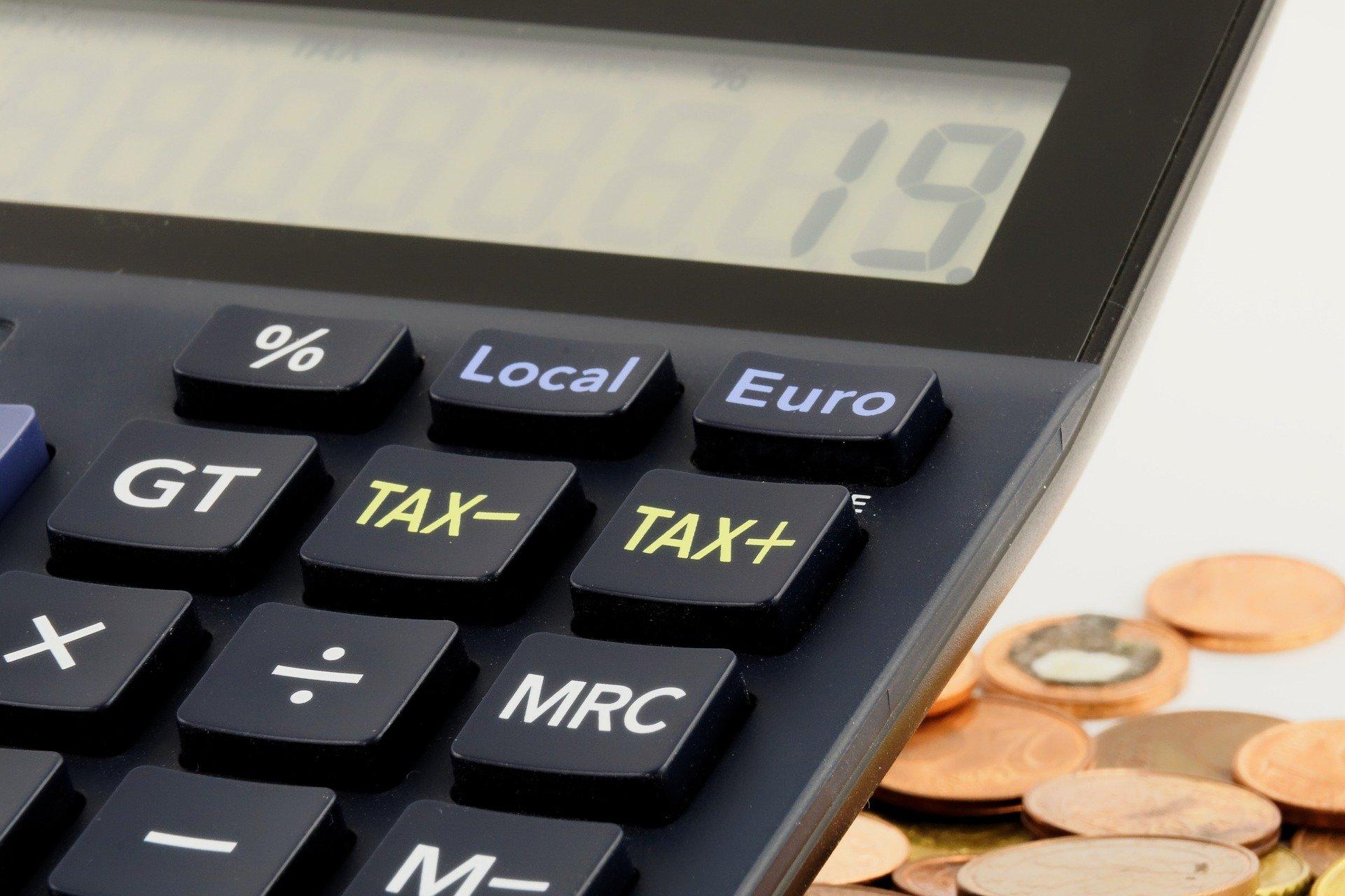 Steuersatz